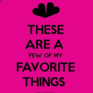 Most popular items!